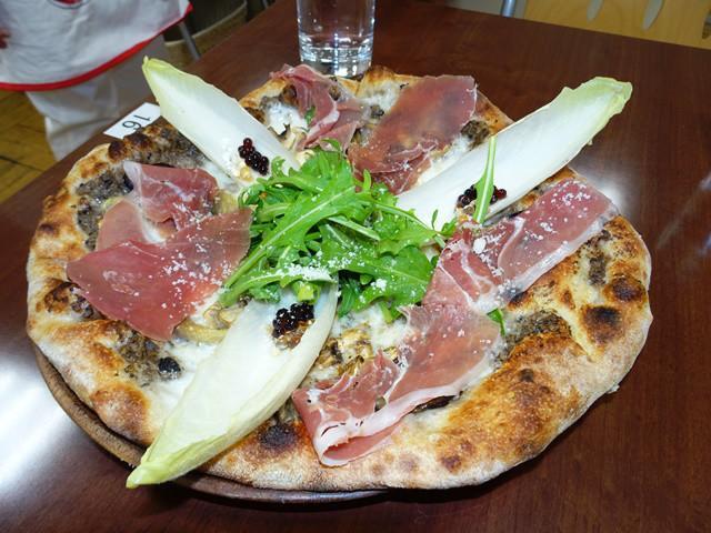 画像: <限定>日本橋三越イタリア展でヴェネチアから来たピッツァが凄い!
