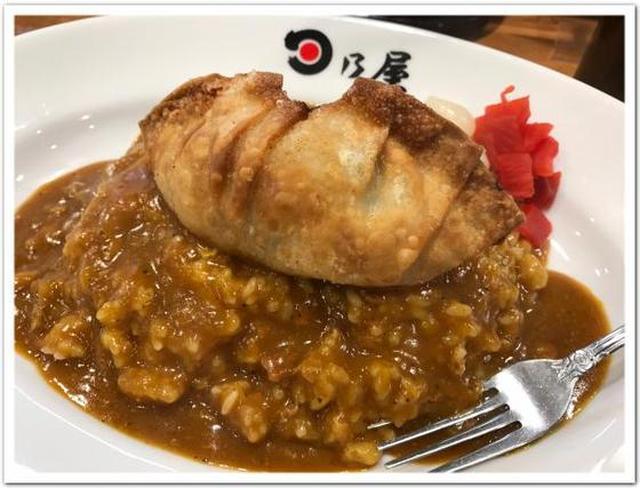 画像: カレーですよ4293(浅草橋 日乃屋)ご当地餃子。