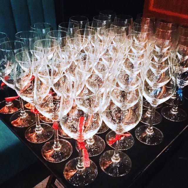 画像: イギリスワインの会@CROSS TOKYO
