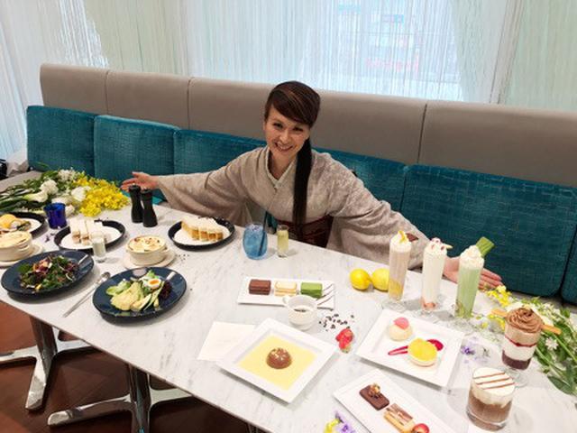 画像: 東京土産で人気「東京カンパネラ 」初のカフェを 大丸東京にオープン!