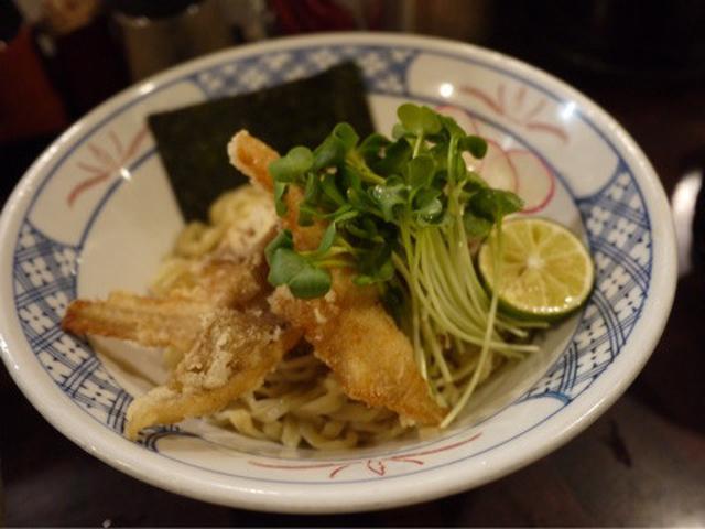 画像: 鰈!(かれい)の創作麺 麺や 庄の@市ヶ谷