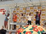 画像: 里井真由美『anまかないフェス 大阪 5/14本日21時まで!ステージ出てました(^^)』