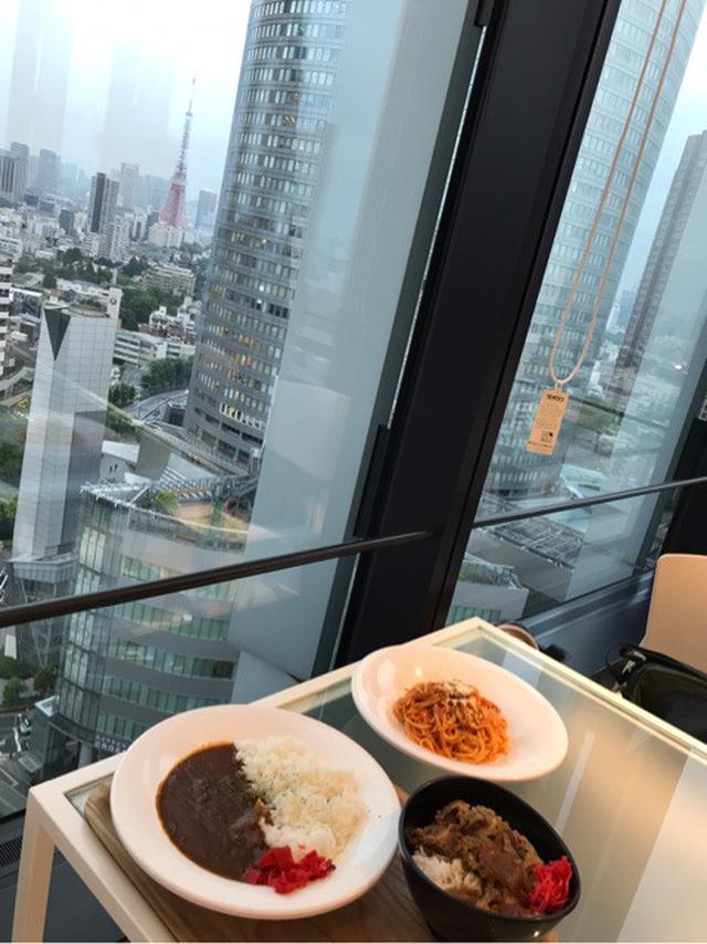 画像: テレ朝さんの社食♡