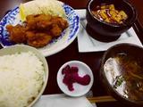 画像1: 本日のランチは谷町四丁目にある中華料理のお店「四川麻婆 天天酒家 谷町店」に行きました。 なんばにある私のお気に入りの「天天酒家 なんば西店」の姉妹店です。 ランチタイムは、全ての定食に石鍋のグツグツの本格麻婆豆腐がつい... emunoranchi.com