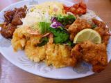 画像1: 本日のランチは東淀川区にある中華料理屋さん「中華料理ぐら」に行きました。 ボリューム満点の定食が人気のお店で、ずっと行ってみたいと思っていたお店です! 「ぐら定食」(1000円) これが食べてみたかったのです(^^ 大き... emunoranchi.com