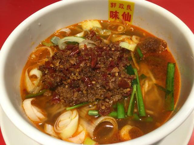 画像: コース料理や激辛台湾ラーメンがある『郭 政良 味仙 東京神田西口店』