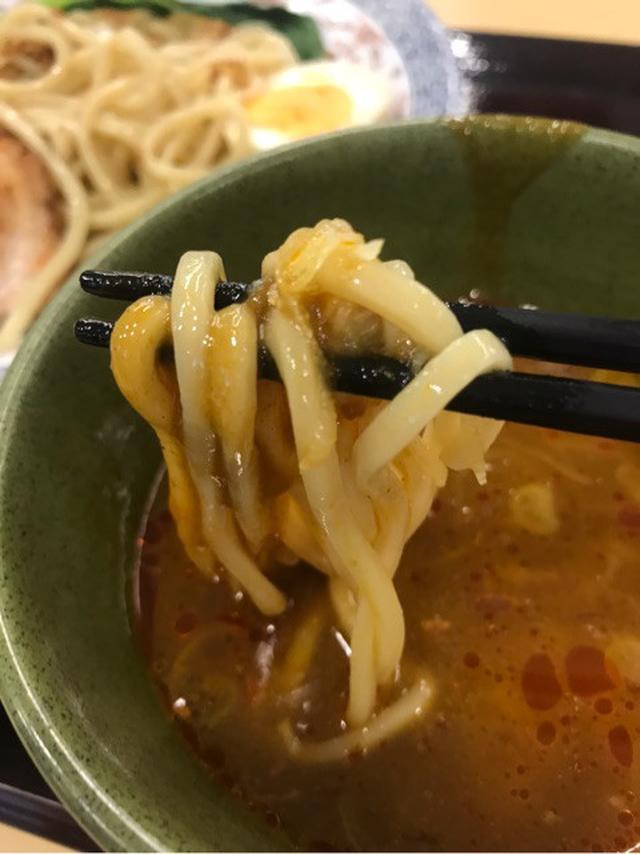画像: 衆議院議員食堂で食べた服部幸應さん監修カレーつけ麺