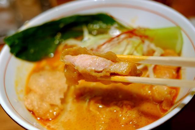 画像: 「カレー担々麺とは何ぞや!?有楽町交通会館 四条富小路 麺屋虎杖」
