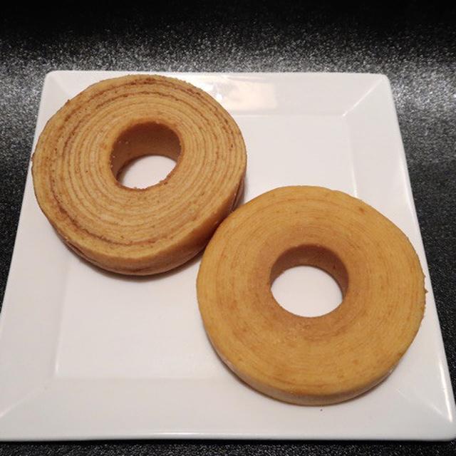 画像: 低糖質スイーツ 食べ比べ・バウムクーヘン