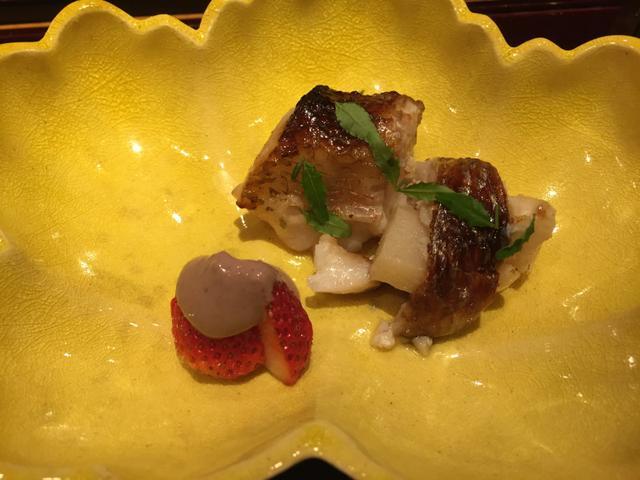 画像: こじんまりとした素敵和食店 日々魚数寄 東木@金沢