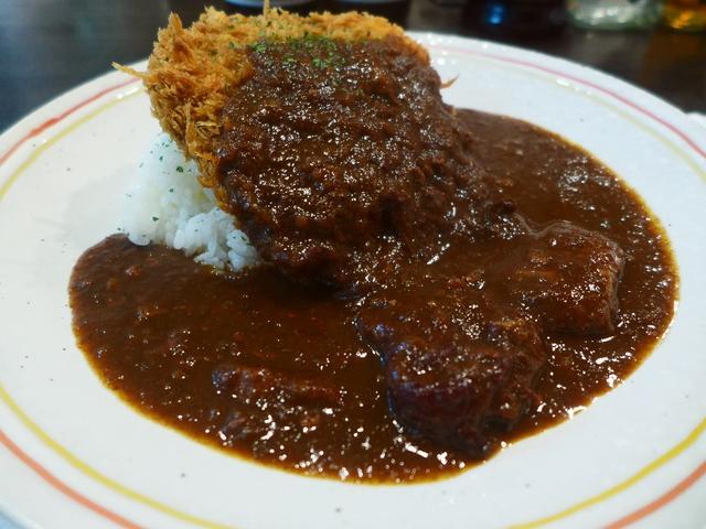画像1: 本日のランチは中央区徳井町にある洋食屋さん「キートス」に行きました。 何を食べても全てが高級感溢れる味わいでとても美味しくて、私の大好きな洋食屋さんにとても久しぶりに行ってきました! 本当はこのお店の絶品ハンバーグが食べ... emunoranchi.com
