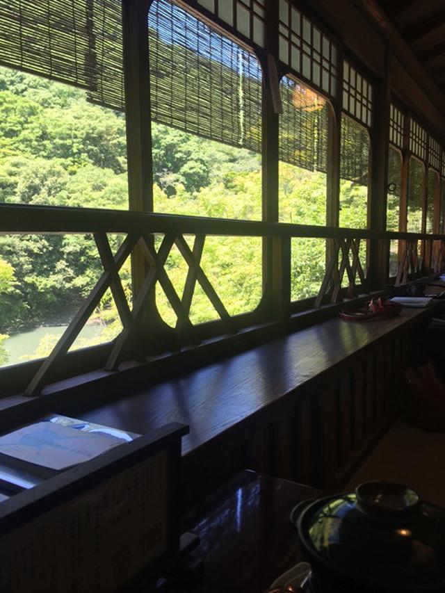 画像: 2017初夏の京都、嵐山(4)竹林の道から絶景湯豆腐「松籟庵」へ