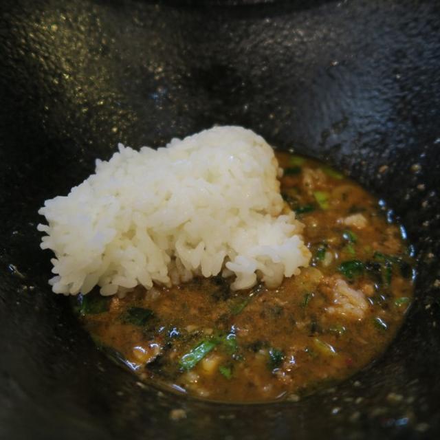 画像: 麺屋一寸星(目黒/台湾まぜそば)