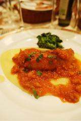 画像: 北海道ファットリオビオの新商品「イタリア職人がつくる生サラミ」@レストラン「エリオ ロカンダ」