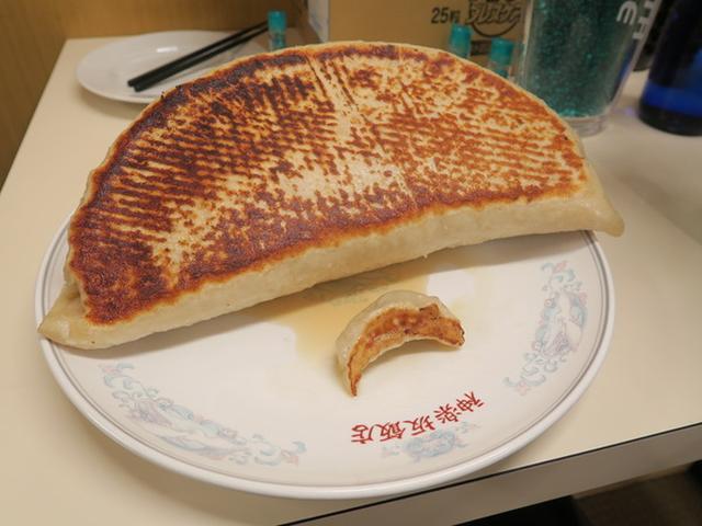 画像: 「神楽坂飯店」(飯田橋/超ジャンボ餃子) : フォーリンデブはっしー  公式ブログ