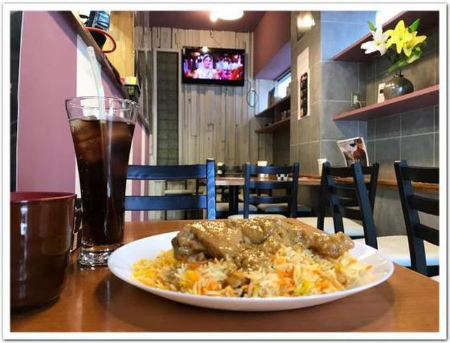 画像: カレーですよ4326(秋葉原末広町 ハラルミンナノレストラン&カフェ)秋葉原バングラ。
