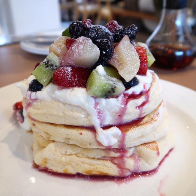 画像: 究極のふわとろパンケーキがスゴい!