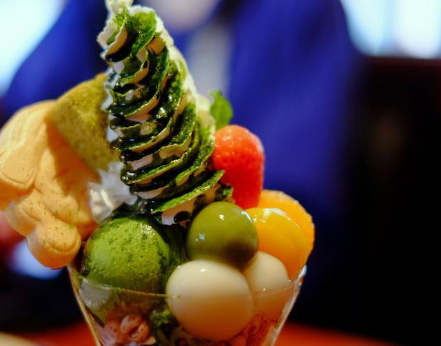 画像: 「和風なパフェを古民家カフェで 出雲大社近く くつろぎ和かふぇ 甘右衛門」