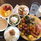 画像: 朝食ビュッフェ♡