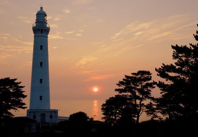 画像: 「日本遺産認定<日が沈む聖地出雲> 日御碕灯台」