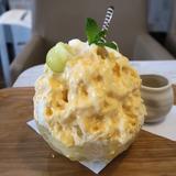 画像: 武蔵小山・はいむる珈琲店 の かき氷