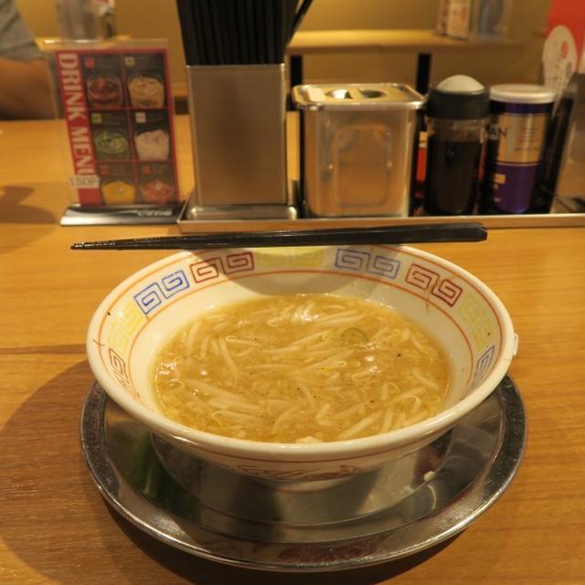 画像: 博多だるま(お台場/炙り豚とろチョモランマラーメン)