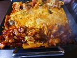 画像1: 本日のランチは浪速区桜川にあるホルモン焼きのお店「桜川酒場 情熱ホルモン」に行きました。 韓国料理の「タッカルビ」をアレンジした「チーズタッカルビ」が韓国でブレイクして、それが東京の新大久保で大ブレイクして、大阪でもあち... emunoranchi.com