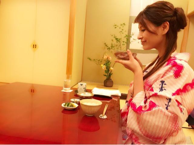 画像: 雅叙園の日本料理「渡風亭」へ 浴衣でランチ/「夏の女子会に人気!浴衣で文化財見学&食事」プラン