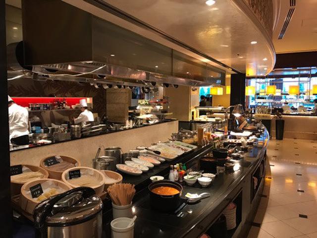 画像: 期間限定 ウェスティンホテル東京「ザ・テラス」ハワイアンビュッフェ頂けます
