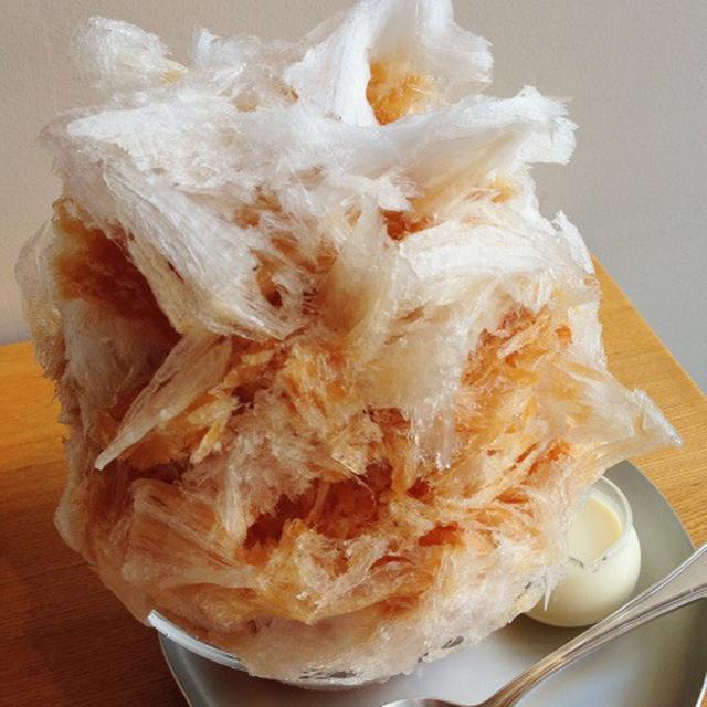 画像: 吉祥寺・coromo-cya-ya(コロモ チャ ヤ) の かき氷