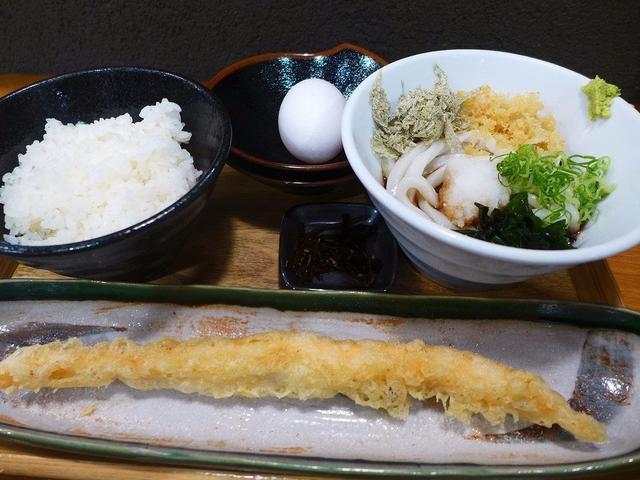 画像: 朝から美味しいうどんが食べられる使い勝手抜群のお店! 新大阪 「本町製麺所 天 地下鉄新大阪店」