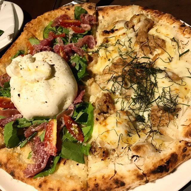 画像: めちゃおいしかったピッツァやさん♡