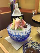 画像: 2017初夏の湖北(3)一日一客、湖畔の宿「湖里庵」〜鮒寿司懐石