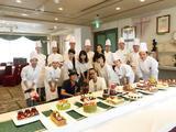 画像: ロイヤルパークホテル開催「今年販売するクリスマスケーキ コンクール」審査員をさせて頂きました