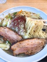 画像: 限定豚バラチャーシュー麺♡