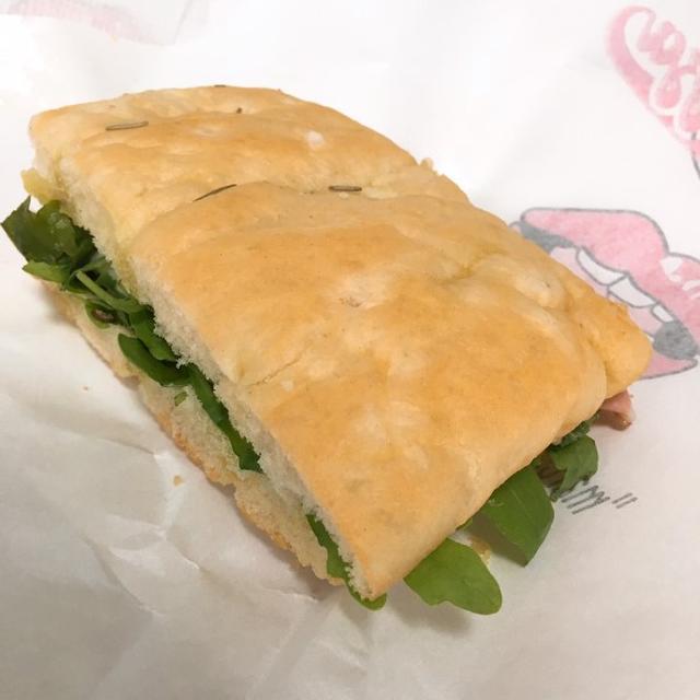 画像: ごはんめも、ンーモッツァのサンドイッチ