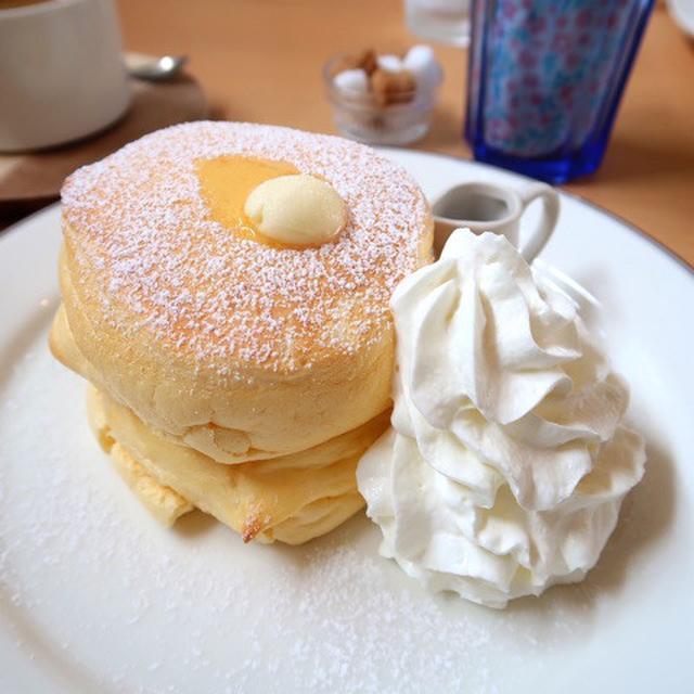 画像: 宮城県仙台市・BallPark(ボールパーク)のパンケーキ
