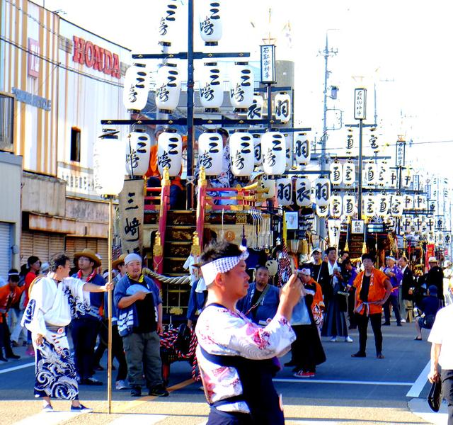 画像: 「三重県桑名市 400年続く奇祭、石取祭」