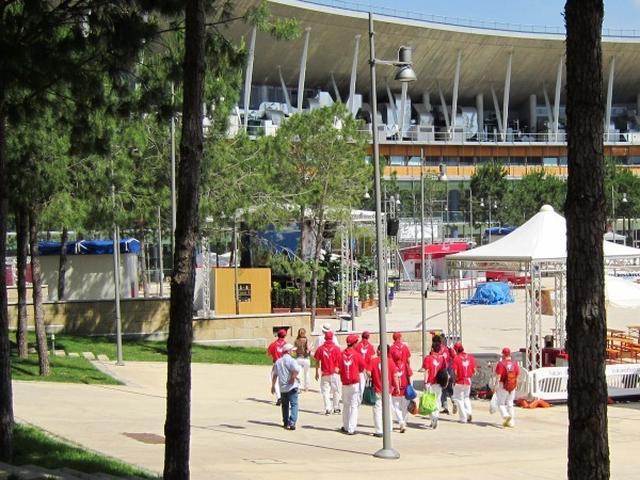 画像: ピッツァ職人世界大会2日目の様子