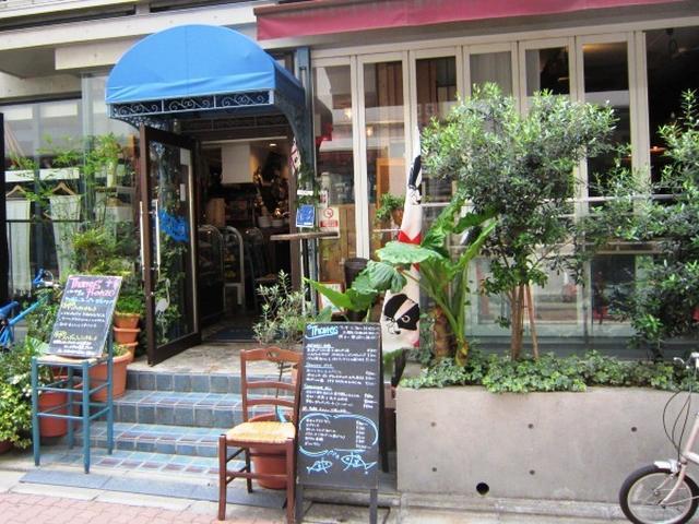 画像: 渋谷「Taverna&Bar ITALIANO Tharros (タロス)」のランチ