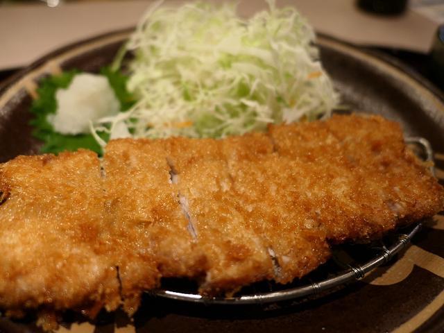 画像: 関西初登場の群馬県のブランド豚の芋豚のとんかつが感動的に旨いです! 西天満 「味見屋」