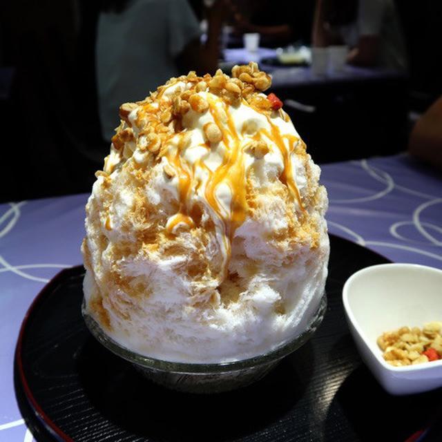 画像: 桜新町・雪うさぎ の かき氷