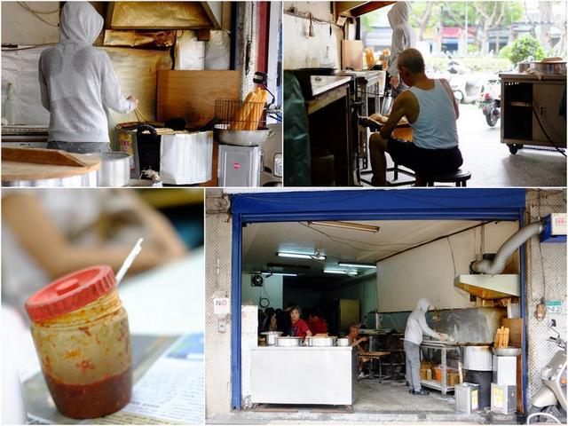 画像: 「台湾の朝ごはん 麥味登の大根餅、原西園橋下の焼餅加蛋、飯糰」
