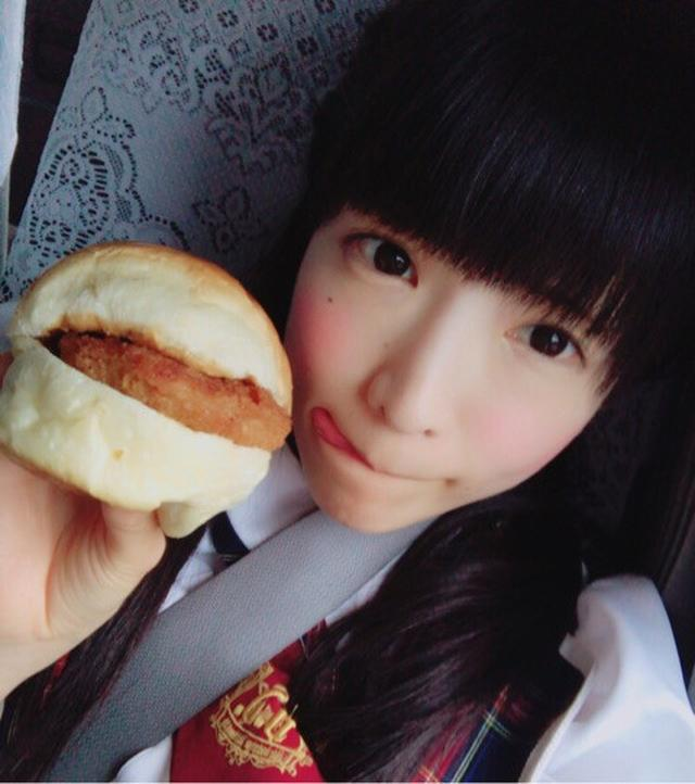画像: 限定パン♡