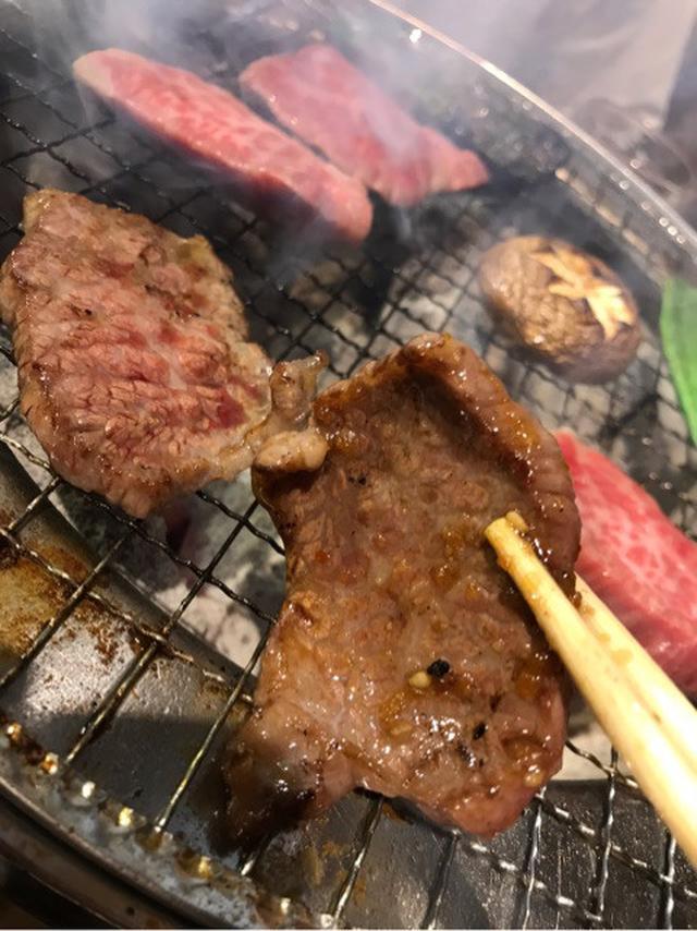 画像: 知らなかった焼肉の食べ方♡
