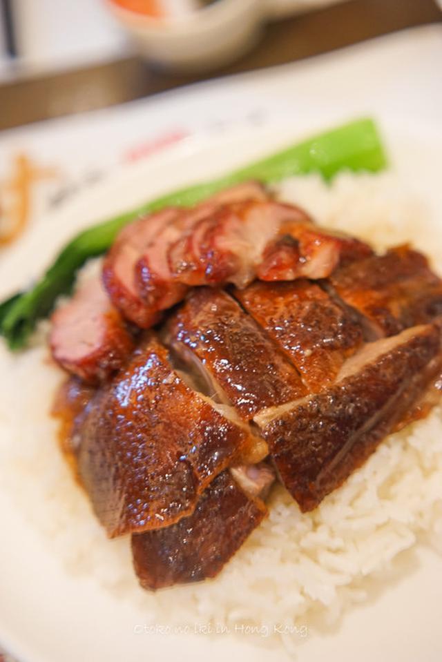 画像: 甘牌燒鵝 Kam's Roast Goose (香港)ヨンキーのDNA