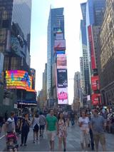 画像: あおい有紀『NY滞在記①』