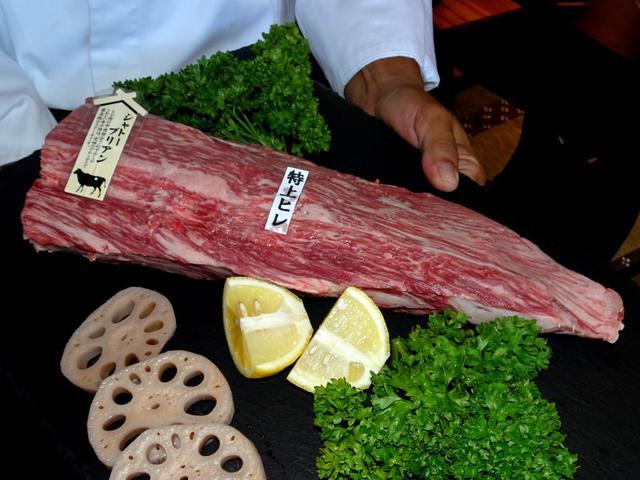 画像: <食べあるキング>都城食材探求プロジェクト 初日の昼は「宮崎牛」と「お茶」!