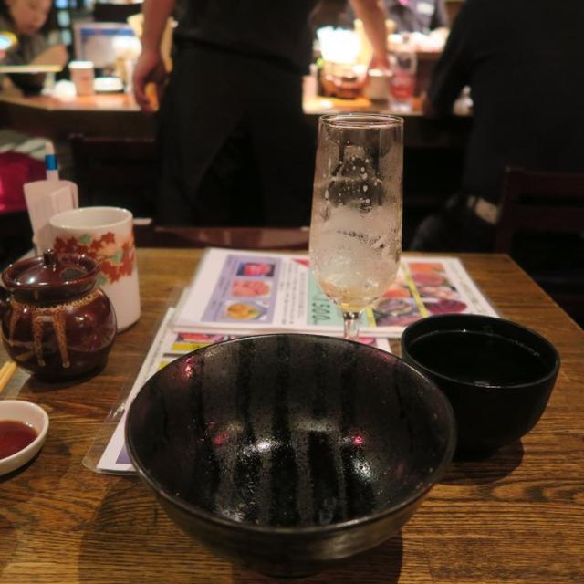 画像: 板前ダイニング 斬(築地/1000円引きのマグロ丼)