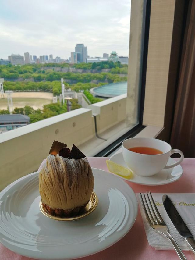 画像: スーパーモンブラン@ホテルニューオータニ大阪